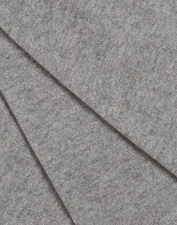 Echarpe gris chiné en cachemire Tournesol (2) - 1-2-3