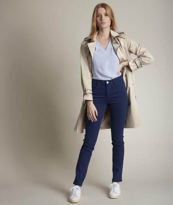 L'iconique slim : jean encre Suzy PhotoZ | 1-2-3