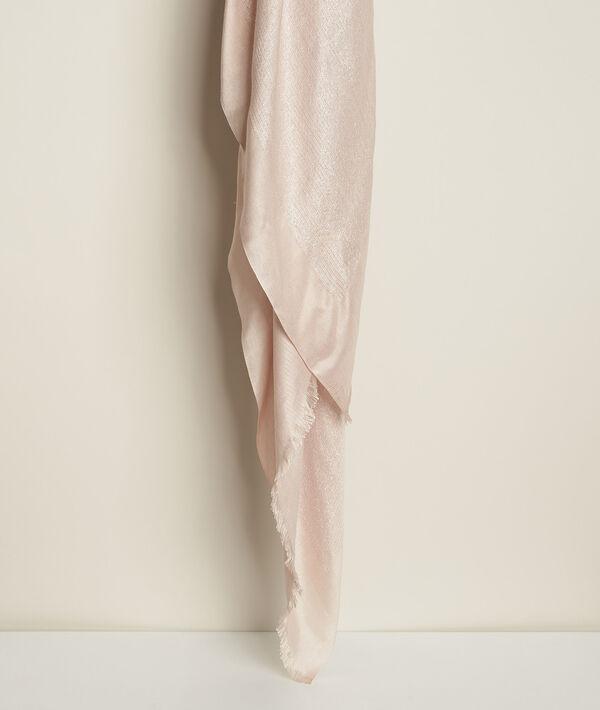 Foulard nude métallisé New Osiris PhotoZ | 1-2-3