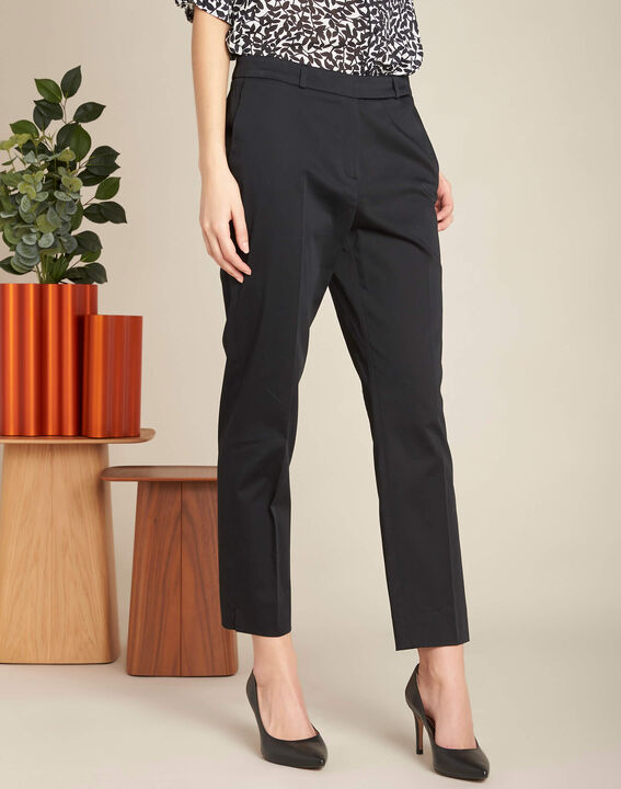 Rubis black 7/8 length trousers (3) - 1-2-3