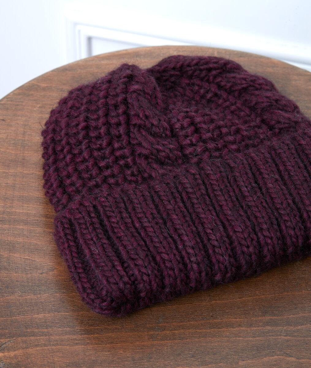 Bonnet à torsades Zolan PhotoZ   1-2-3