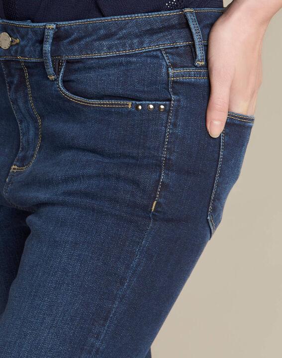 Dunkelblaue Slim-Fit-Jeans Vendome PhotoZ | 1-2-3