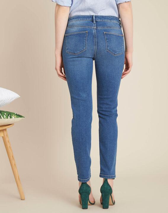 Gebleichte Slim-Fit-Jeans Vendome (4) - 1-2-3