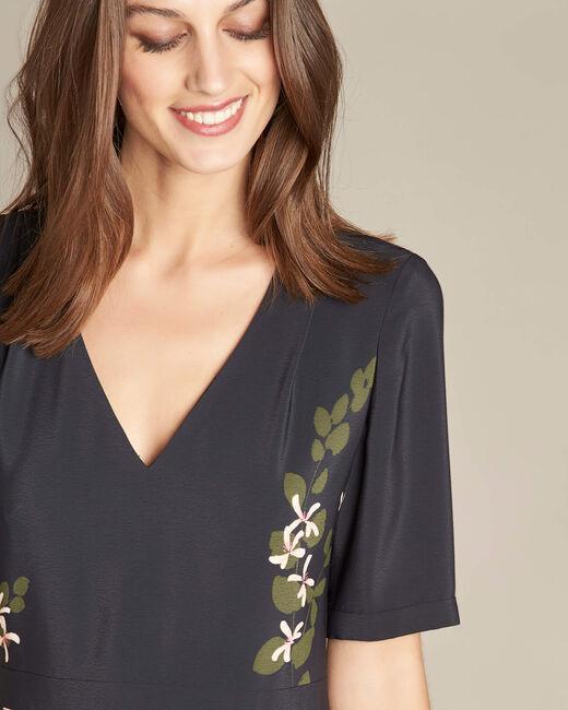 Piment long floral printed dress (2) - 1-2-3