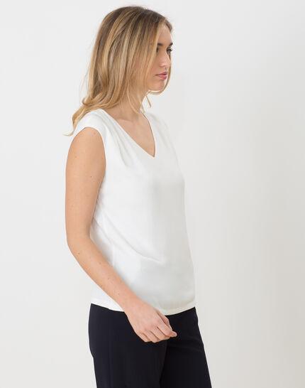 Tee-shirt écru Neptune (3) - 1-2-3