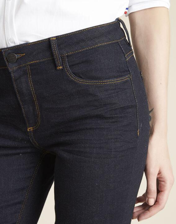 "Marineblaue gerade Jeans ""Vivienne"" (3) - 1-2-3"