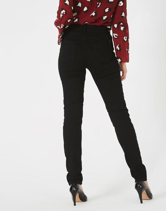 Pantalon noir slim William (4) - 1-2-3