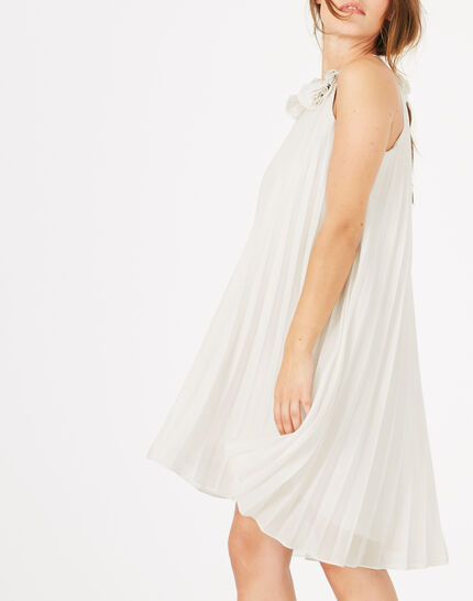Fidele pleated dress (5) - 1-2-3