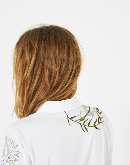 Driss embroidered shirt (2) - 1-2-3