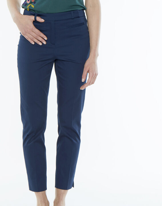 Pantalon bleu marine Rubis (6) - 1-2-3