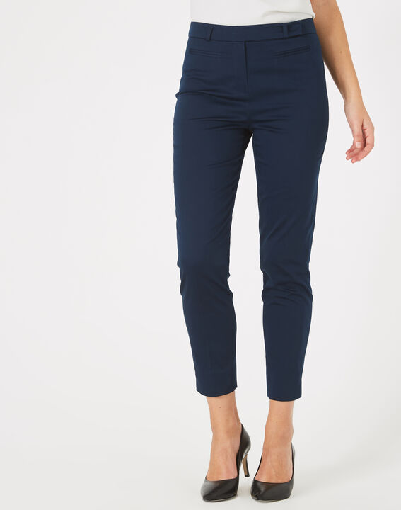 Pantalon bleu marine Rubis PhotoZ | 1-2-3