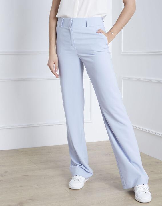 Pantalon large bleu ciel Gatien (1) - Maison 123