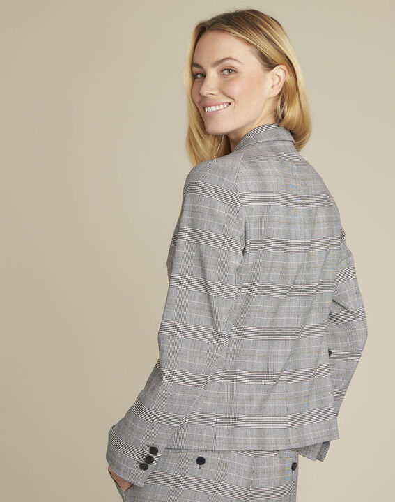 Harry Prince of Wales check jacket (4) - 1-2-3