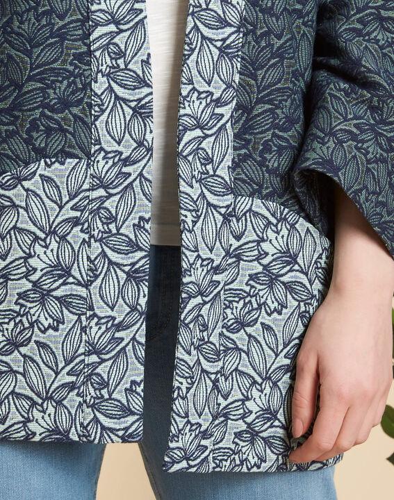 Veste imprimée texturée Cassa PhotoZ | 1-2-3