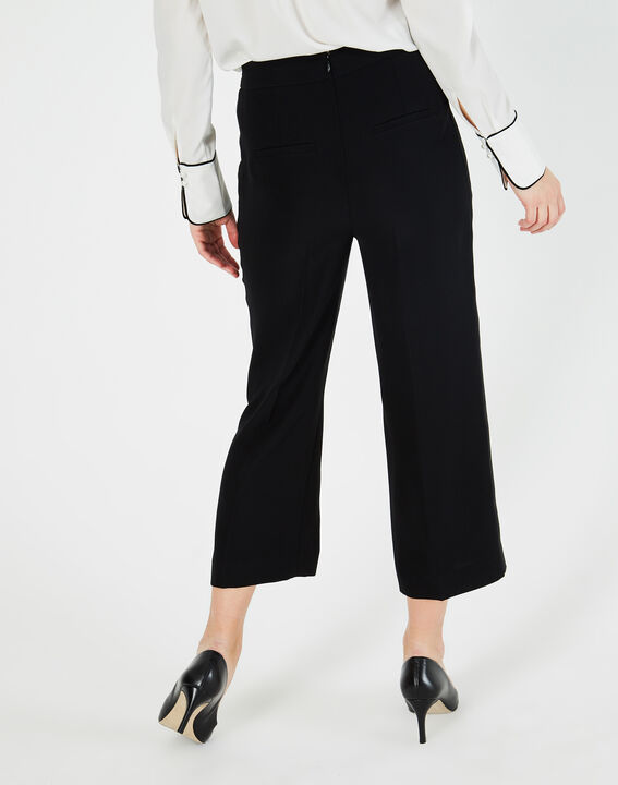 Vada tailored black trousers (3) - 1-2-3