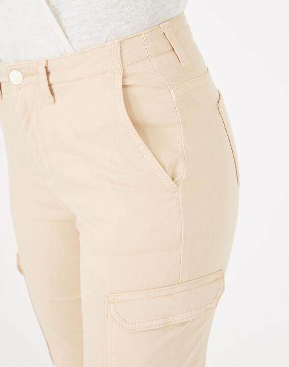 Damien beige combat trousers (3) - 1-2-3