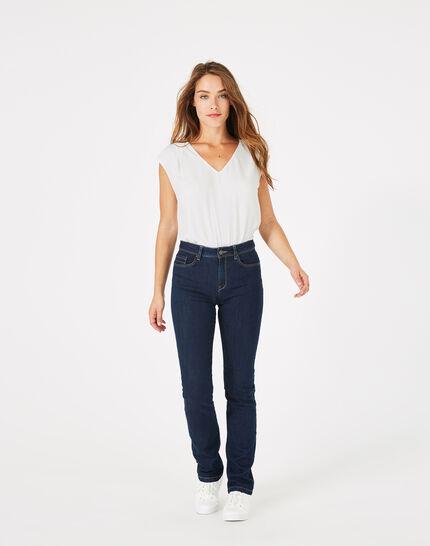 Raw Denim Straight Cut-Jeans Victor (1) - 1-2-3