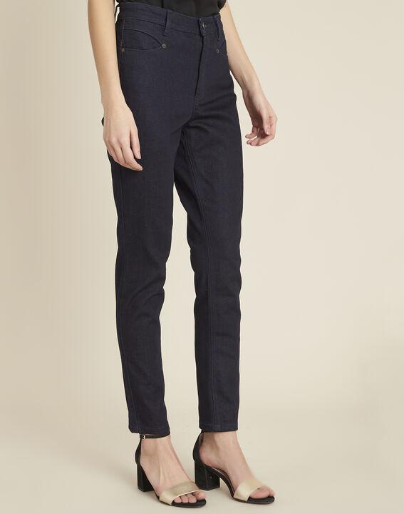 Ondersteunende slim fit 7/8-jeans met onbewerkt effect Honore (1) - 37653