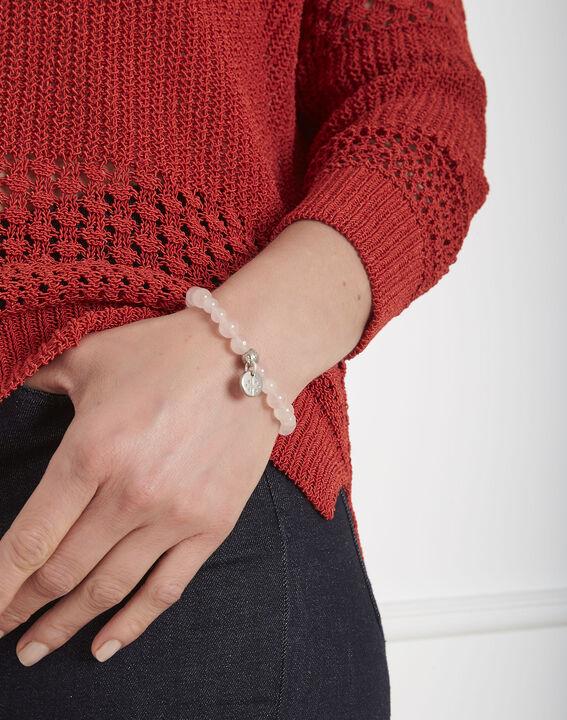 Bracelet perles quartz Amour PhotoZ | 1-2-3