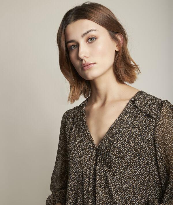Robe imprimée Claudia PhotoZ | 1-2-3