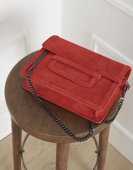 123 - Die emblematische Tasche in Korallenrot (3) - Maison 123