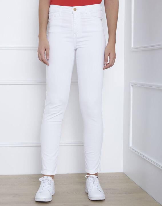 Jean blanc slim Vendome (2) - Maison 123