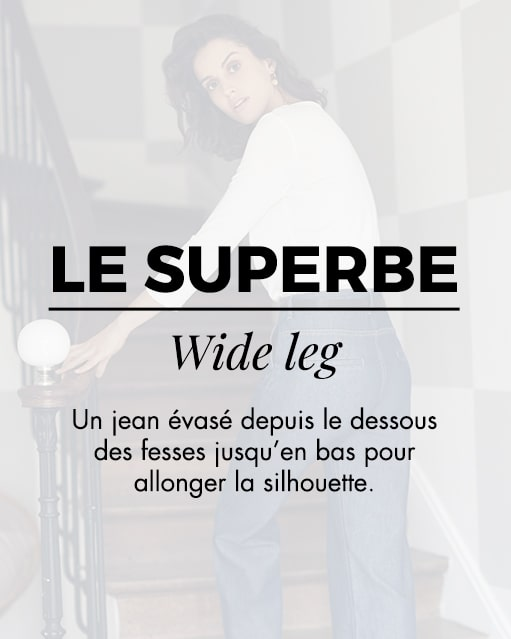 Le Superbe Wide leg
