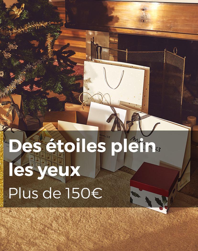 Le cadeau plus de 150€
