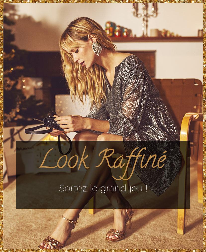 Look raffiné