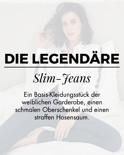 Die Legendäre slim-jeans