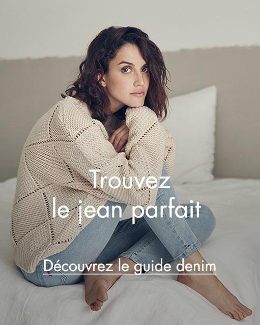 Trouvez le jean parfait