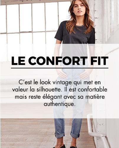 Le confort fit