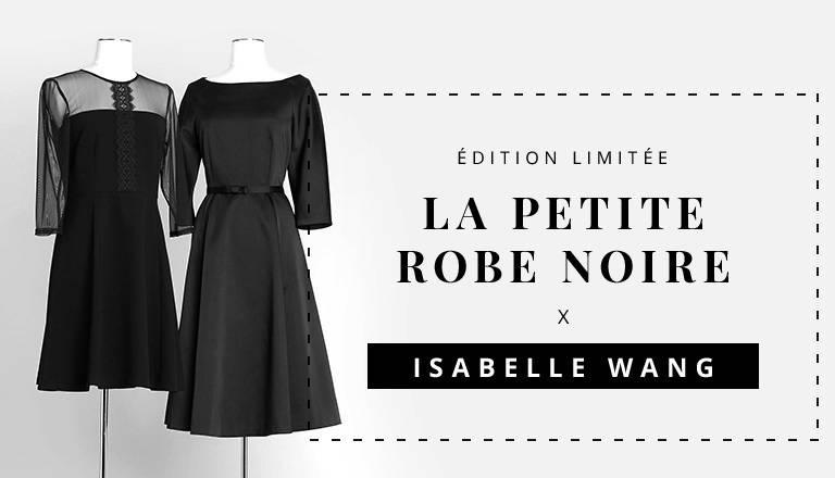 Edition Limitée La Petite Robe Noire Maison 123