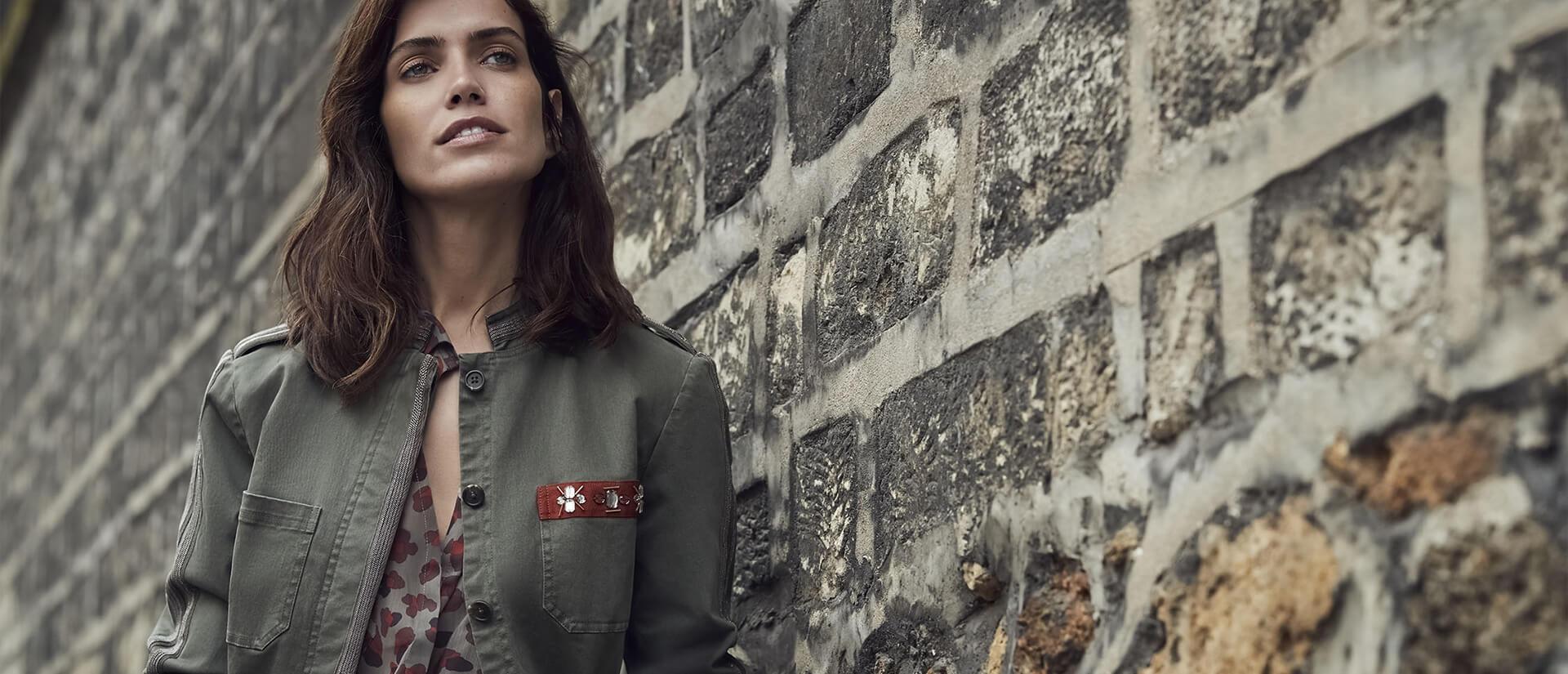 la marque maison cent vingt-trois: mode, accessoires, pret-a-porter pour  femme