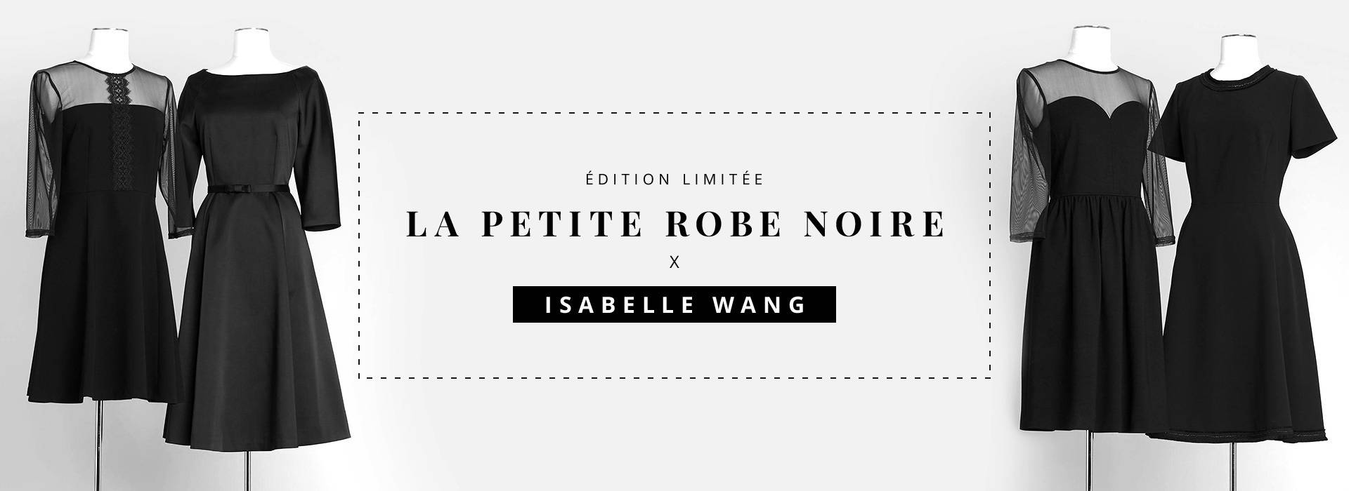 Edition Limitée La Petite Robe Noire Maison Cent Vingt-Trois